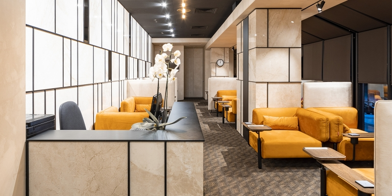 Chisinau Airport - Business Lounge