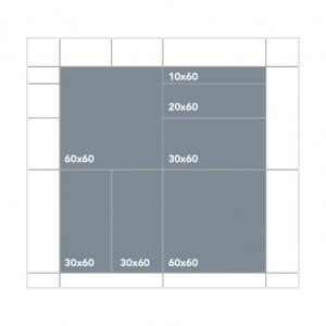 Italgraniti Group - Calcolatore di posa -10x60 / 20x60 / 30x60 / 60x60